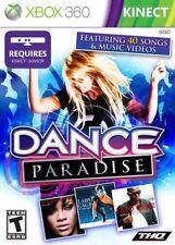Dance Paradise (2011) Brand New Factory Sealed USA Microsoft Xbox 360 X360 Game