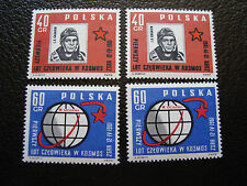 POLOGNE - timbre yvert et tellier n° 1090 1091 x2 n** (A27) stamp poland