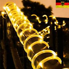 LED Lichtschlauch Außen Led Lichterschlauch Garten Partydeko IP67 Strombetrieben