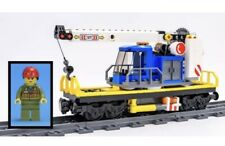 LEGO City Cargo train 60198 Crane wagon/carriage only - New