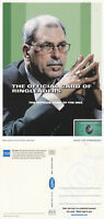 PHIL JACKSON OF THE NBA AT AMERICAN EXPRESS UNUSED COLOUR POSTCARD (a)