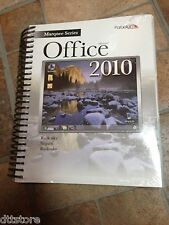 Microsoft OFFICE 2010 Marquee Series by  Rutkosky / Seguin - Paradigm Publishing