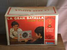 VINTAGE GRAN BATALLA RADAR GR-6. GRACIA