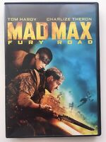 MAD MAX Fury road DVD NEUF SANS BLISTER Tom Hardy, Charlize Theron