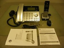AT&T TL86103 Corded/Cordless 2-Line Phone System