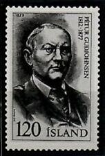 Photo Essay, Iceland Sc523 Organist Petur Gudjohnsen (1812-77), Music.