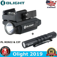 OLIGHT PL-MINI Valkyrie 2 Magnetic Rechargeable Tactical Light & I3T EDC Torch