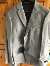 BNWT Paul Smith London Tailored Fit Mens Suit 44/36 RRP £600