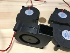 4 pieces DC 24V Brushless Cooling Exhaust Blower Fan 50mm 50x50x15mm 5015s  B3