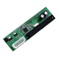 PATA IDE ZU SATA Konverter Adapter Plug & Play 7+15 Pin 3,5 /2,5 SATA HDD DVD ZZ