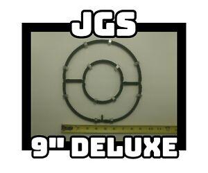 """9"""" 4.5"""" DELUXE 5 Gallon DWC Hydroponic System Air Stone Diffuser Aerator 1/4"""" OD"""