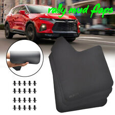 Rally Mud Flaps Mudflaps Mudguards Splash Guards For Chevrolet Chevy All Models
