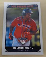 Delmon Young 2018/19 Australian Baseball League Trading Card Baltimore Orioles
