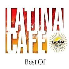 CD neuf- LATINA CAFE (BEST OF) - COMPILATION (CD DIGIPACK) C74