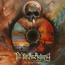 Fit for an Autopsy - Great Collapse [New CD] UK - Import