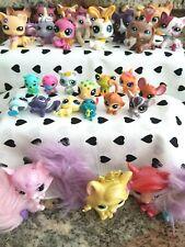 Littlest Pet Shop LPS Mini Mixed Animals Variety Lot of 32