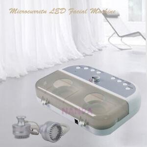 Microcurrent 7 Colors LED Photon Rejuvenation Machine Face Lift Wrinkles Removal