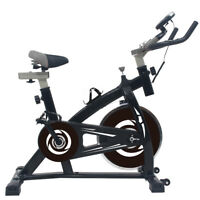 NEW Stationary Exercise Bike Bicycle Cycling Fitness Cardio Indoor GYM Trainer