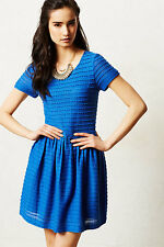 NIP Anthropologie Pine Street Dress by Yumi London Size S