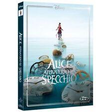 Blu Ray Alice Attraverso lo Specchio - Special Pack (Slipcase) ......NUOVO