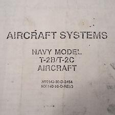 North American Rockwell T-2B & T-2C Buckeye Parts Manual