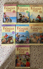 Famous Five Books (9 Hardback, 10, 11, 13, 14, 15, 21)