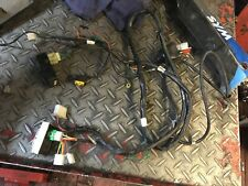 SYM JET 4 125CC COMPLETE WIRING LOOM AND CDI UNIT RECTIFIER ALL GOOD