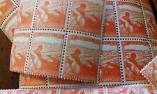 Lot Aider les Tuberculeux - 2 fr X 100 timbres neufs avec gomme