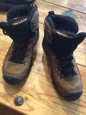 New Balance MO1500GT Brown Leather Hiking Boots, Gore/Tex