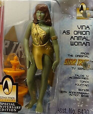 """TOS Vina Orion Animal Woman """"The Cage"""" 1996 5"""" Playmates Star Trek Unopened"""