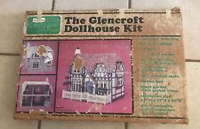 1983 Glencroft Dollhouse Kit In Open Box