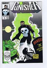 Punisher #6 Marvel 1988