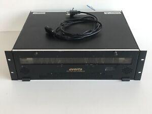 Evertz 7700FR-C w/ 7707VT13 7707AT13 7707VR 7707AR 7707CVA13 7708SFP 7706CWDM