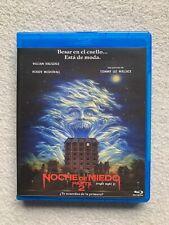 Fright Night Part II Blu-Ray Roddy McDowal Region A C & B UK Vampire Horror 2