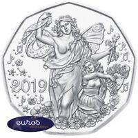 Pièce 5 euros commémorative AUTRICHE 2019 - Le Nouvel An - Argent 800/1000
