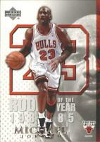 2005-06 Upper Deck Michael Jordan Basketball Card Pick