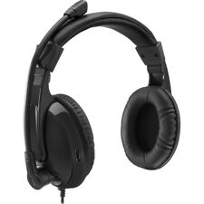 Adesso XTREAMH5 Xtream Stereo Headset Built-in Microphone Volume Control 4 Band