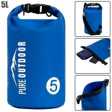 5L Outdoor Waterproof Dry Bag Storage Sack Camping Hiking Canoe Kayaking Rafting
