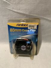 ANTEC 80MM SMARTCOOL THERMALLY COOLED VARIABLE SPEED CASE FAN
