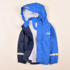 Helly Hansen Junge Kinder Jacke Jacket Gr.104 Segeljacke Blau, 66526