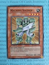Machina Soldier SDMM-EN006 Common Yu-Gi-Oh Card 1st Edition New