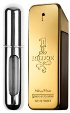 Paco Rabanne One 1 Million for Men 5ml Refillable Spray + Travel Pouch