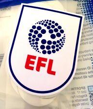 2017-18/19 Professional EFL Arbitre Football Officiel sportingid badge patch