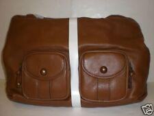 LEATHER NEW  BCBGirls HOBO HAND BAG