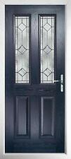 Made to Measure High Security GRP Composite Door Supplied and Fitted