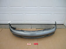 93 94 95 96 97 MAZDA 626 FRONT BUMPER COVER GREEN SILVER OEM USED