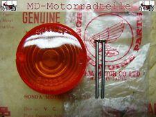 Honda CB 750 Four K0 - K6 Blinkerglas  Stanley  incl. Schrauben ( D, NL )