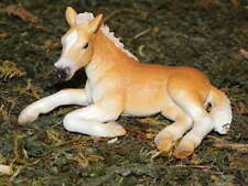 Retired Schleich Nativity Scene Animal Foal Figurine Miniature Farm Presebre