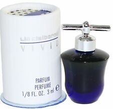 VIVID 3 ML PARFUM MINI SPLASH FOR WOMEN BY LIZ CLAIBORNE NEW IN A BOX