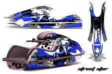 AMR RACING JET SKI GRAPHICS DECAL WRAP KIT KAWASAKI 800 SX/R 2003-2012 STAR BLUE